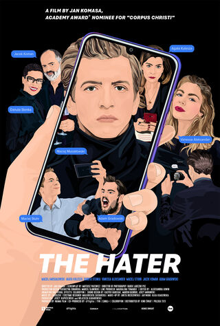 The Hater (2020) Main Poster