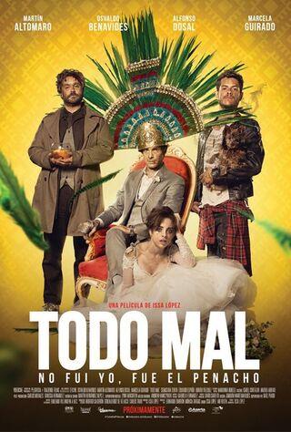 Todo Mal (2018) Main Poster