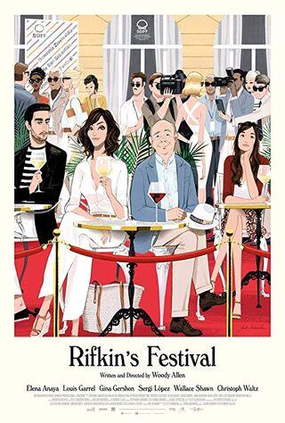 Rifkin's Festival (2020) Main Poster