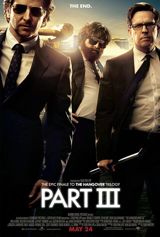 The Hangover Part III (2013) Main Poster