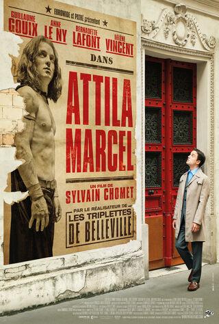 Attila Marcel (2013) Main Poster
