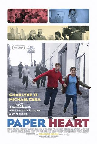 Paper Heart (2009) Main Poster