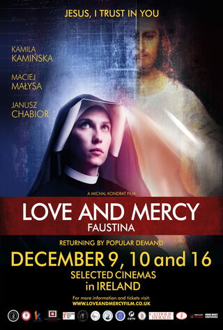 Faustina: Love And Mercy (2019) Main Poster