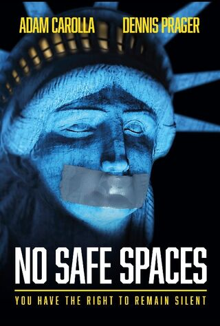 No Safe Spaces (2019) Main Poster