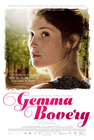 Gemma Bovery (2014) Main Poster