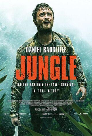 Jungle (2017) Main Poster