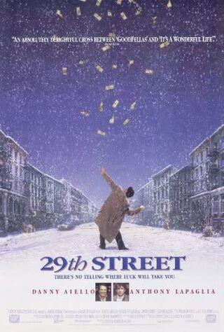 29th Street (1991) Main Poster