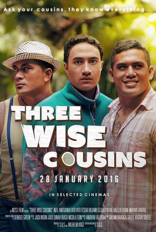 Three Wise Cousins (2016) Main Poster