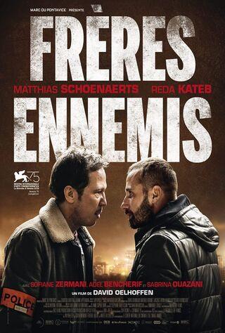 Close Enemies (2018) Main Poster