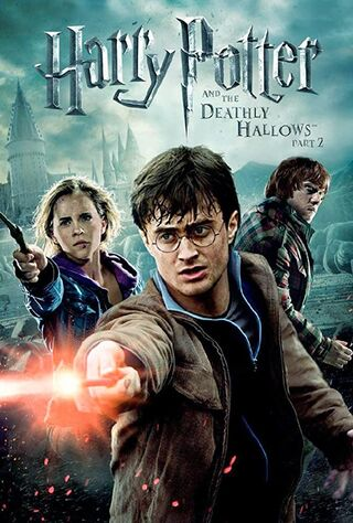 Harry Potter and the Deathly Hallows: Part 2 (2011) Main Poster