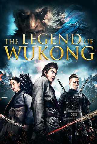 The Tales Of Wukong (2017) Main Poster