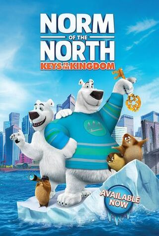 Norm Of The North: King Sized Adventure (2019) Main Poster