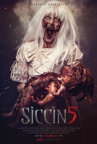 Siccin 5 (2018) Main Poster