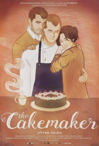 The Cakemaker (2017) Main Poster