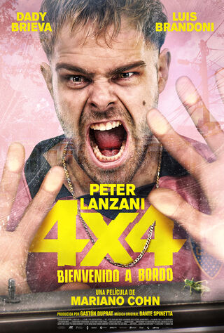 4x4 (2019) Main Poster