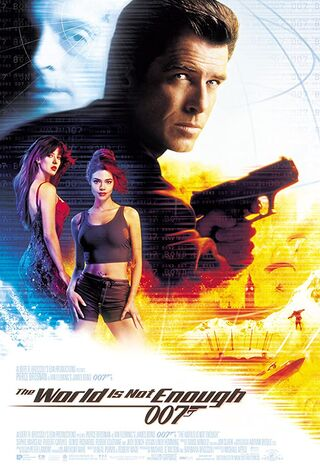 The World Is Not Enough (1999) Main Poster