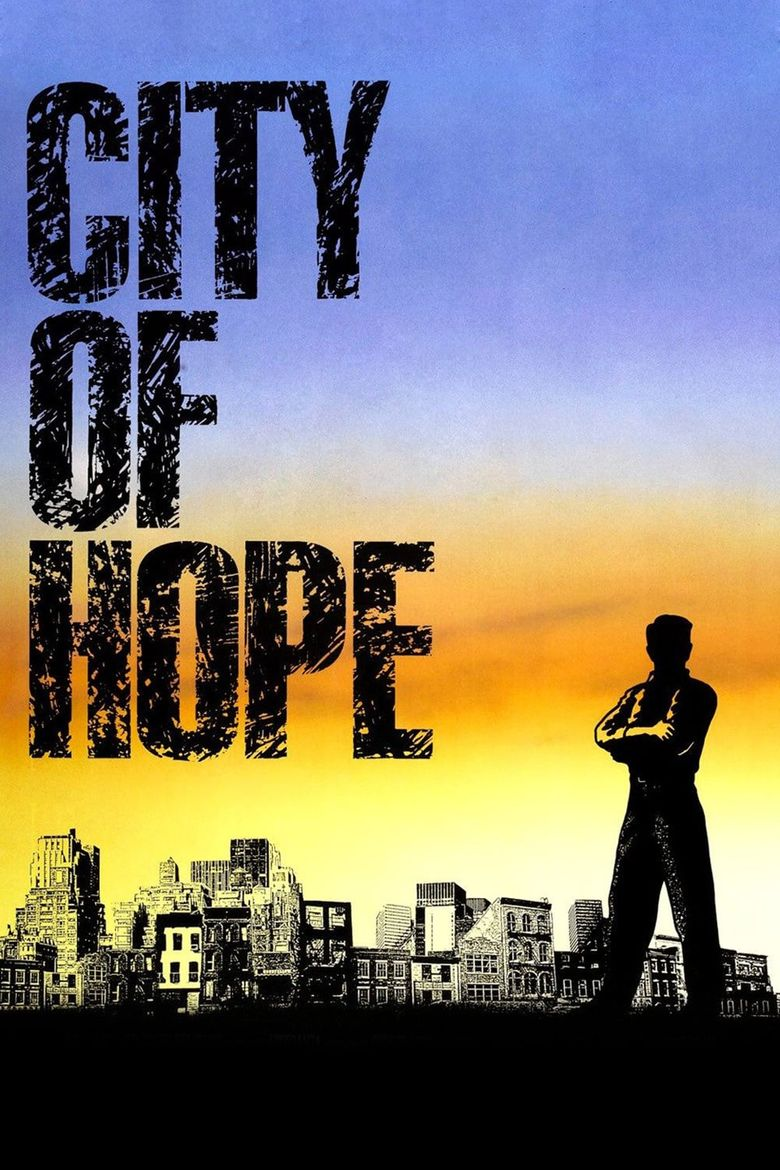 City Of Hope (1991) Main Poster