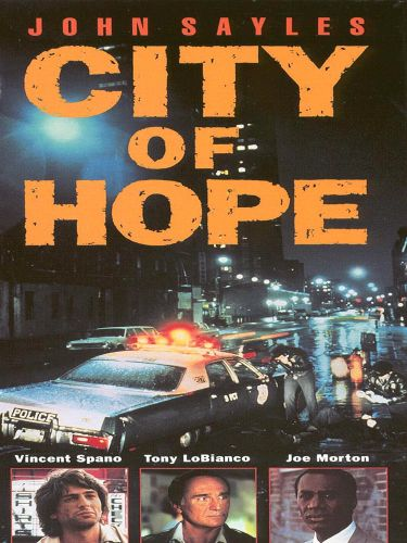 City Of Hope (1991) Poster #3
