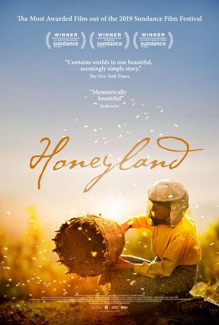 Honeyland (2019) Main Poster
