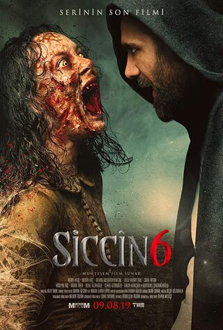 Sijjin 6 (2019) Main Poster