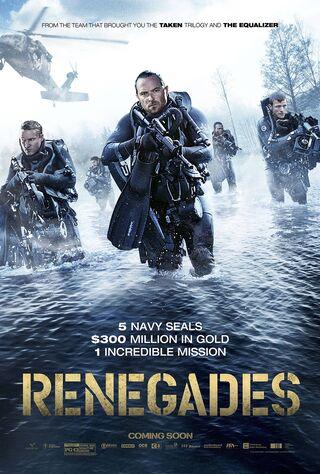 American Renegades (2018) Main Poster