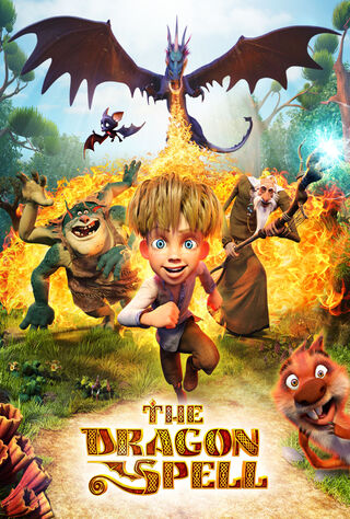 The Dragon Spell (2016) Main Poster
