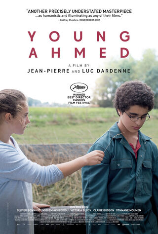 Young Ahmed (2020) Main Poster