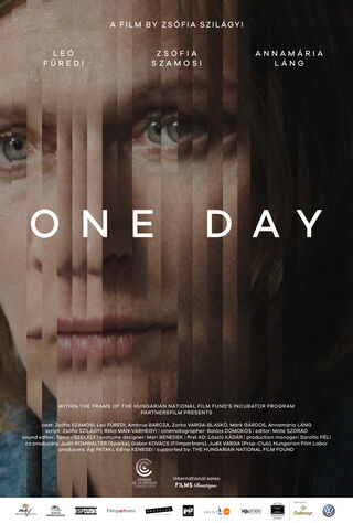 One Day (2018) Main Poster