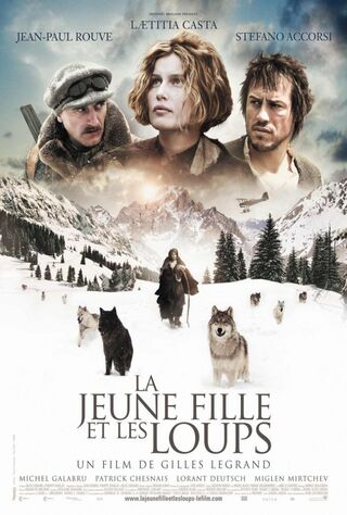 The Maiden And The Wolves (2008) Main Poster