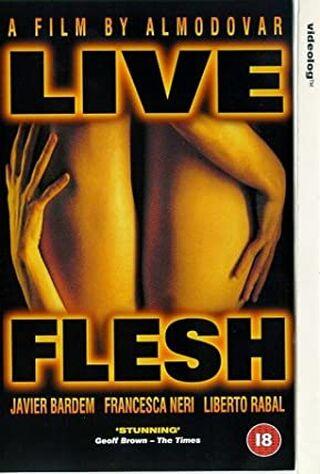 Live Flesh (1998) Main Poster