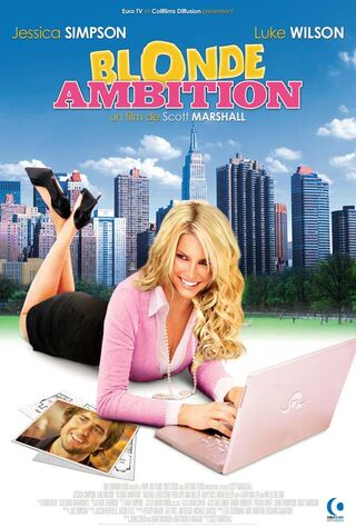 Blonde Ambition (2008) Main Poster