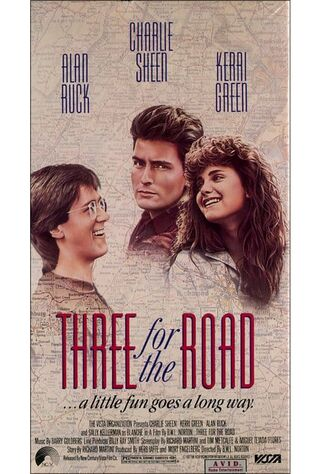 Three For The Road (1987) Main Poster