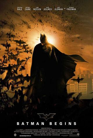 Batman Begins (2005) Main Poster