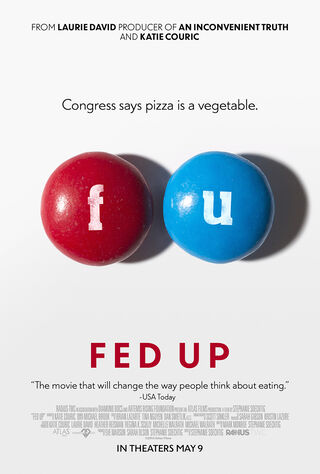 Fed Up (2014) Main Poster
