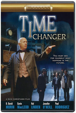 Time Changer (2016) Main Poster