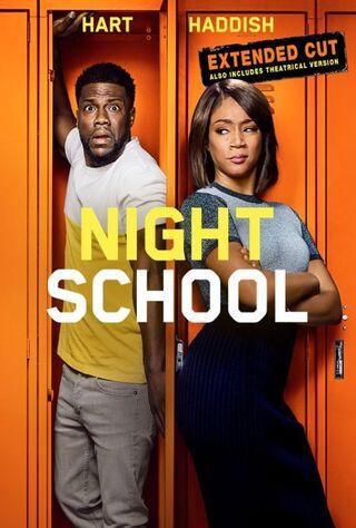 Night School (2018) Main Poster