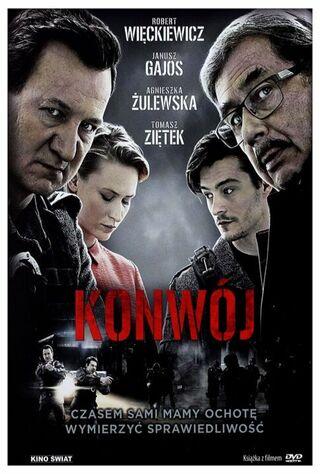 Konwój (2017) Main Poster