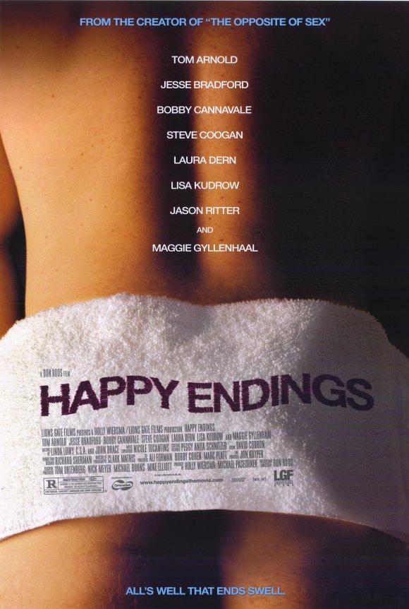 Happy Endings (2005) Main Poster