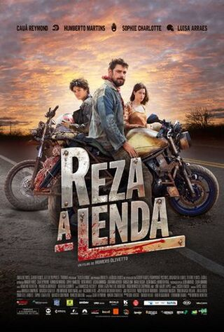 Reza A Lenda (2016) Main Poster