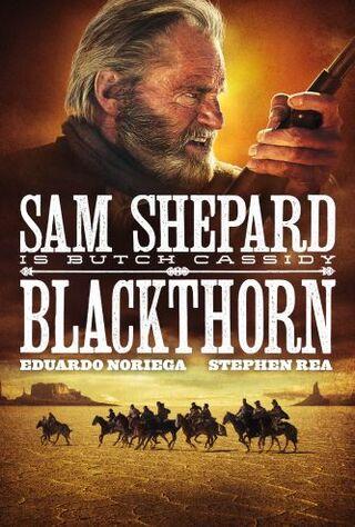 Blackthorn (2011) Main Poster