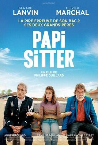 Papi Sitter (2020) Main Poster