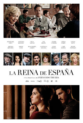 The Queen Of Spain (2017) Main Poster