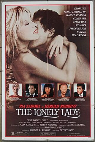 The Lonely Lady (1983) Main Poster