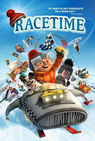 Racetime (2019) Main Poster