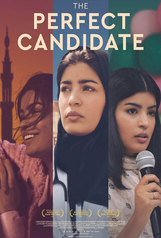 The Perfect Candidate (2020) Main Poster
