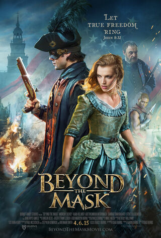 Beyond The Mask (2015) Main Poster