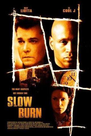 Slow Burn (2007) Main Poster
