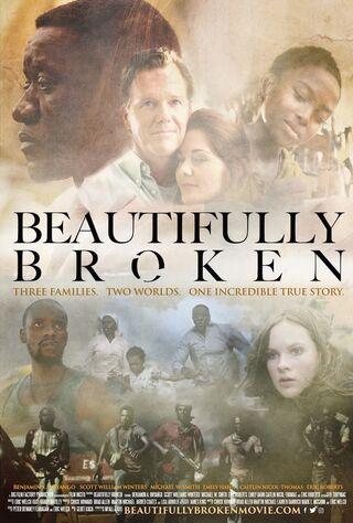 Beautifully Broken (2018) Main Poster