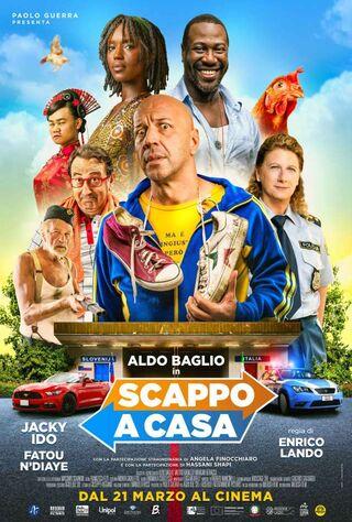 Scappo A Casa (2019) Main Poster