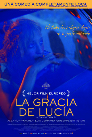 Lucia's Grace (2018) Main Poster